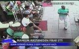 Ankara'da Askerleri Vurarak Firar Eden Mahkum