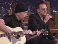 U2 - Ordinary LoveCanlı Performans