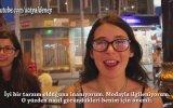 Röportaj  Turist Kızlardan Erkeklere Tavsiyeler