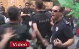 1 Kişiye 20 Kişi Saldıran Polis  Ankara