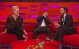 Meryl Streep'in Mark Ruffalo'yu İnce İltifatından Dolayı Öpmesi