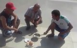 Adana'da Sıcakta Yumurta Pişirmek