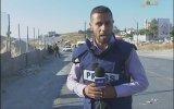 İsrail Askeri'nin 1 Adamı Gözaltına Alırken Zorlanması