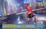 Gamze Özçelik'in Beyonce Dansı  Türkstar