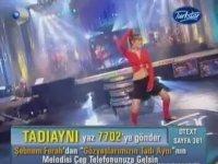 Gamze Özçelik'in Beyonce Dansı - Türkstar