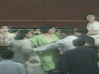 Tayvan Meclisinde Kavga