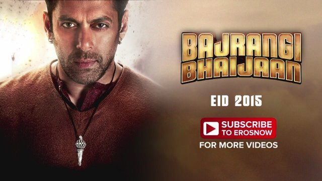 Watch Bajrangi Bhaijaan FULL Free Online HD
