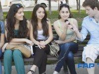 Kaş Aldırma Sorusu (Azeri Sokak Röportaj)