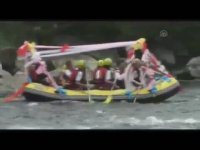 Rafting Botunu Gelin Aracı Yapmak