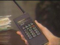 1986 Model Cep Telefonu