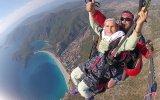 Türkiye'nin En Yaşlı Paraşütle Atlayan İnsanı Halime Teyze