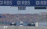 Formula 1 İstanbul Yarışı Start 2005