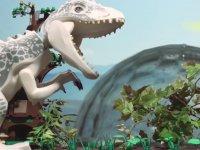Jurassic World Lego Animasyonu