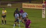 Rugby Maçında Saha Girip Sayı Yapan Çocuk