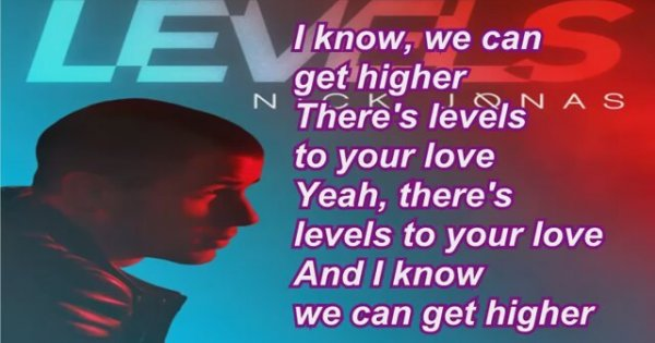 Nick jonas levels lyricswith guitar izlesenecom for Get off the floor lyrics