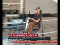Yozgat'ta Akülü Araba Yarışları