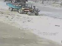 İlginç Traktör Kazaları