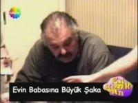 Babaya Erkek Arkadaş Şakası - En Komik An Kopyası