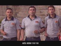 Gaziantep İtfaiyecileri - Alo itfaiye 110