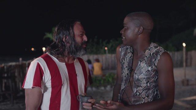 Robinson Crusoe ve Cuma (5 Eylül)