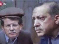RTE &  Ahmet Davutoğlu & Devlet Bahçeli - Tokatçı