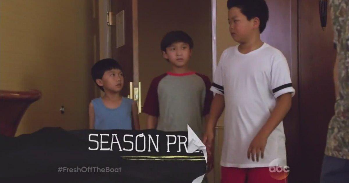 vice fresh off the boat season 2 when does season 2 revenge come out