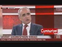 Kültür ve Turizm Bakanı - Hee Taksim'deki AKM