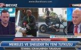 Ahmet Çakar  Motora Binerken Korunmalıyız