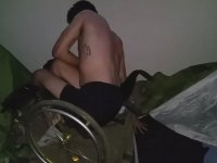 Tekerlekli Sandalyeye Yerden Transfer