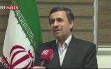 Ahmedinejad Türk Milleti Karşısında Oturarak Konuşamam