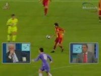 Galatasaray'lı Lincoln'ün Sektire Sektire Top Sürmesi