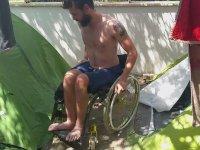 Tekerlekli Sandalyeden Yere Transfer
