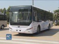 Çinlilerden Sürücüsüz Otobüs
