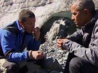Vahşi Doğada Yaşam Mücadelesi - Barack Obama
