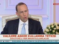 Başbakan Davutoğlu'na Çalışmadığı Yerden Soru Sormak