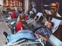 Kızıltepe'de Kan Kardeşim Olur musun Kampanyası