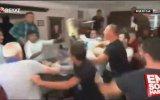 Manisa'da CHP'lilerin Tekme Tokat Kavga Etmesi