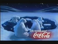Coca-Cola Reklamı (Kutup Ayıları - 2002)