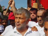 Balıkçıların Terör Protestosu