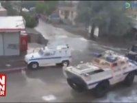 Ambulansa Bindirilen Yaralı Terörist