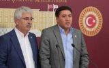 Chp'li Murat Emir  Terörist de Olsa Yargılanmaya Hakkı Var