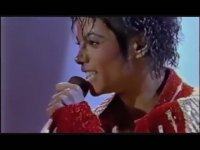 Michael Jackson Beat It - Victory Turnesi - Toronto Performansı