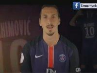 Zlatan Ibrahimovic ile 1 dakikada 1000 ego