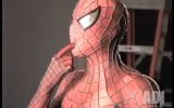 SpiderMan  Kostüm Testi 2002