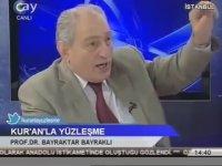 Şeytan Taşlama Hurafedir - Prof. Dr. Bayraktar Bayraklı