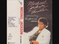Michael Jackson - Thriller Kaseti (1982 - 43 Dk)