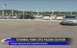 Istanbul Park'ın Oto Pazarı Olması