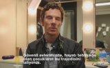 Benedict Cumberbatch'da Mültecilerle İlgili Açıklama