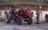 1956 Model Traktör Modifiye Edilirse