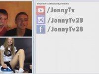 Rus Kızından Webcam'de Mastürbasyon Deneyi